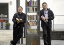 Le librerie in strada in Germania