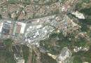 Il carbone sul cielo della Spezia