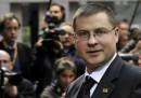 Il nuovo governo della Lettonia