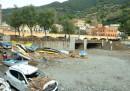La situazione in Liguria e Toscana
