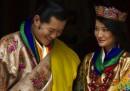 Il matrimonio reale in Bhutan