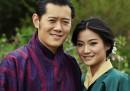 Tutti i re del Bhutan