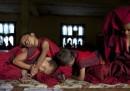 Buddisti in Bhutan