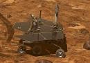 Il viaggio su Marte di Opportunity