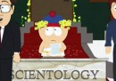 Scientology spiava gli autori di <i>South Park</i>?