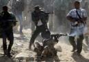Le foto della battaglia a Sirte