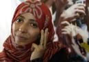 Chi è Tawakkul Karman