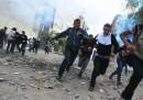 Le foto degli scontri al Cairo