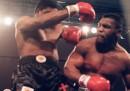 L'incontro tra Tyson e Berbick