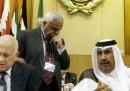 La Lega Araba sospende la Siria