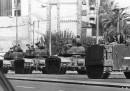 Athens Riots 1973