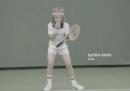 Grandi tennisti molto piccoli