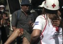 Gli scontri in Nicaragua