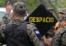 L'esercito nelle strade dell'Honduras