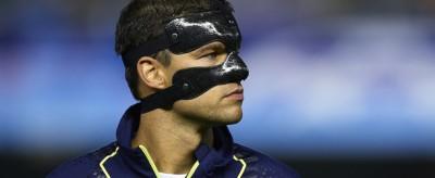 Il calciatore mascherato