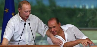 Saluti da Putin