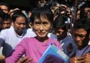 Obama apre alla Birmania