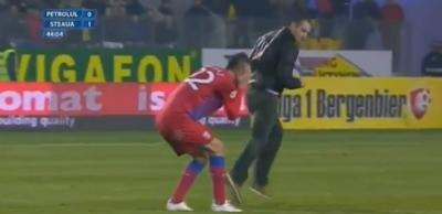 La partita sospesa per rissa in Romania