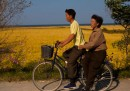 L'autunno in Corea del Nord