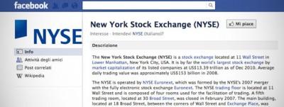 Facebook si prepara a entrare in Borsa
