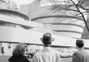 Il Guggenheim quando nacque
