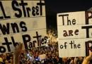 Occupy Los Angeles prova a resistere