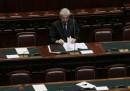 Le foto di giovedì al Senato