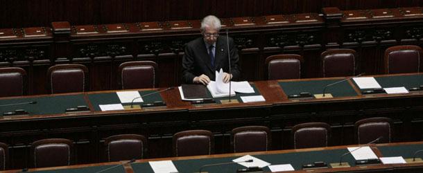 Le foto di gioved al senato il post for Discussione al senato oggi