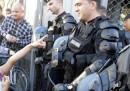 Le proteste in Francia per il G20