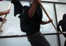 Occupy Wall Street e la violenza