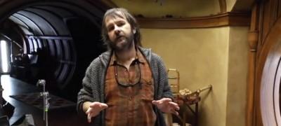 Il videoblog di Peter Jackson