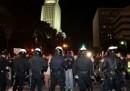 Lo sgombero di Occupy Los Angeles