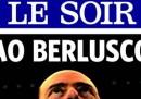 La quasi fine di Berlusconi sui giornali internazionali