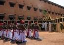 La danza dei detenuti in Sri Lanka
