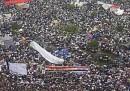Piazza Tahrir è di nuovo piena