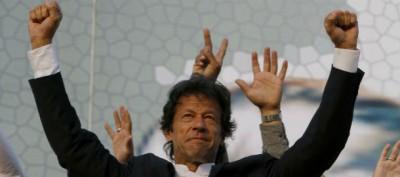 Chi è Imran Khan