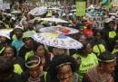 Le proteste di Durban