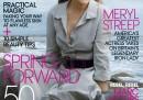 La copertina di Vogue con Meryl Streep