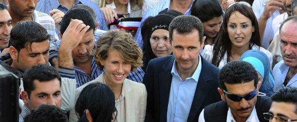 La Siria di Asma al-Assad - Il Post