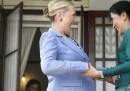 Hillary Clinton e Aung San Suu Kyi