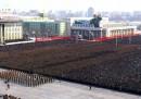 La commemorazione di Kim Jong-Il
