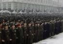 Il funerale di Kim Jong-Il