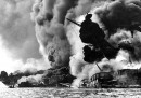L'attacco a Pearl Harbor, 70 anni fa