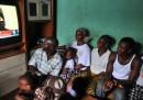 L'udienza di Gbagbo all'Aia