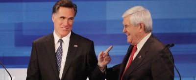 Gingrich o Romney