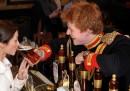 I sosia del principe Harry e Pippa Middleton, a Londra