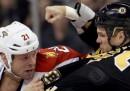 La violenza nell'hockey, una lunga storia
