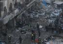 Gli attentati a Baghdad
