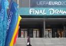 I gironi degli Europei 2012