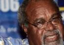 I due governi di Papua Nuova Guinea